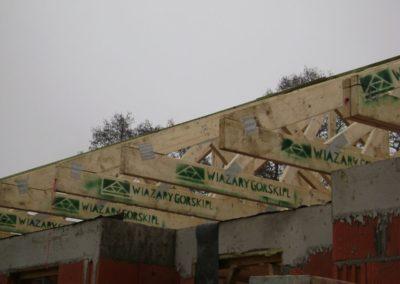wiązary na gotowe dachy