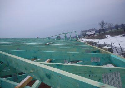 montaż dachu przez firmę gotowe dachy