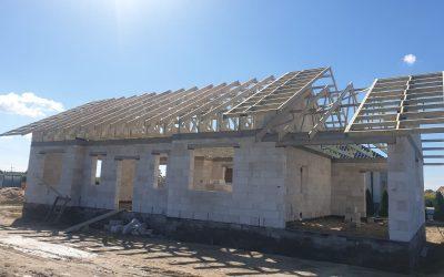 Wiązary dachowe – Wielkopolska